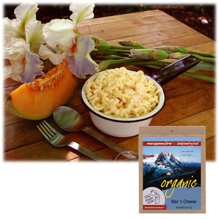 photo: Mary Janes Farm Organic Mac 'n Cheese vegetarian entrée
