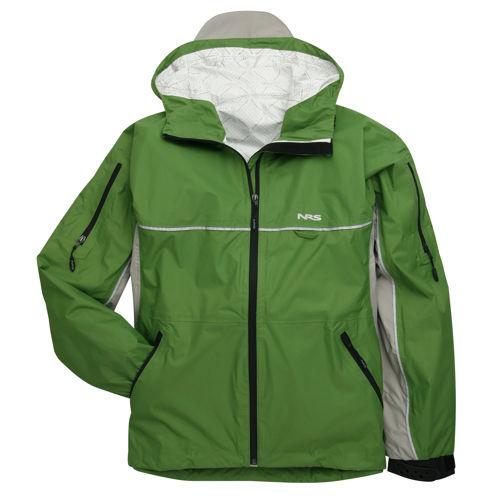 photo: NRS Full Zip Sea Tour Jacket long sleeve paddle jacket