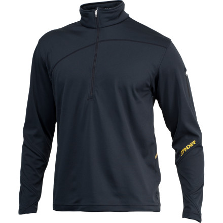 photo: Spyder Eiger long sleeve performance top