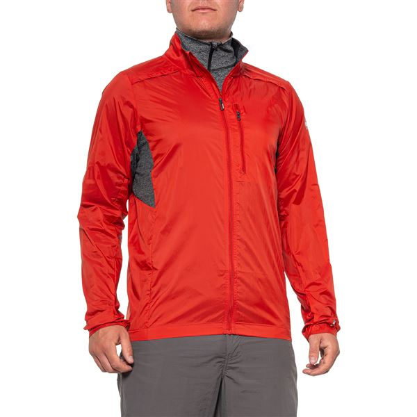 photo: Smartwool PhD Ultra Light Sport Jacket wind shirt