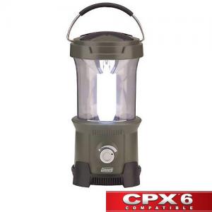 photo: Coleman CPX 4D High Tech LED Lantern battery-powered lantern