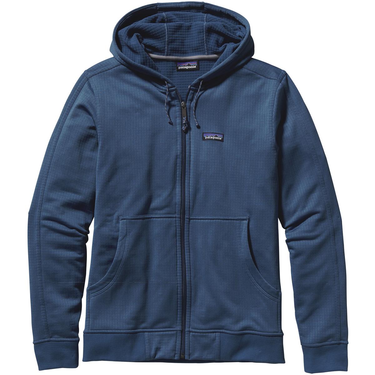 photo: Patagonia Upslope Full-Zip Hoody fleece jacket