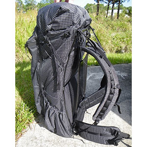 photo: ZPacks Arc Haul backpack