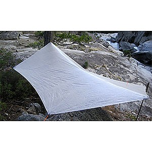 photo: Hammock Gear Cuben Fiber Hammock Hex Tarp tarp/shelter