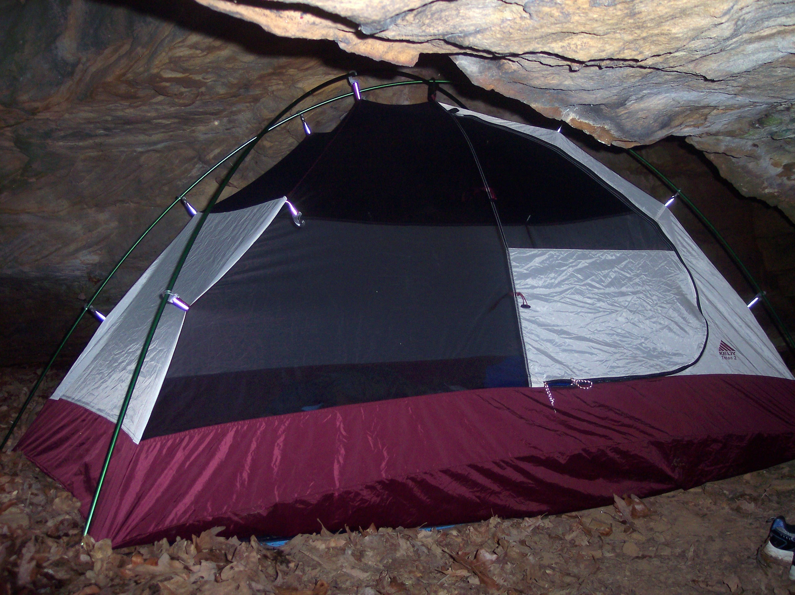 photo: Kelty Grand Teton 2.0 three-season tent