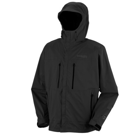 photo: Columbia Power Terrain Jacket waterproof jacket