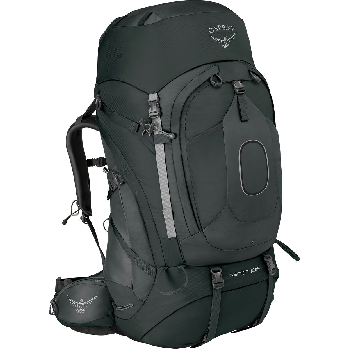 photo: Osprey Xenith 105 expedition pack (70l+)