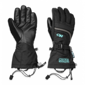 photo: Outdoor Research Women's Ambit Gloves insulated glove/mitten