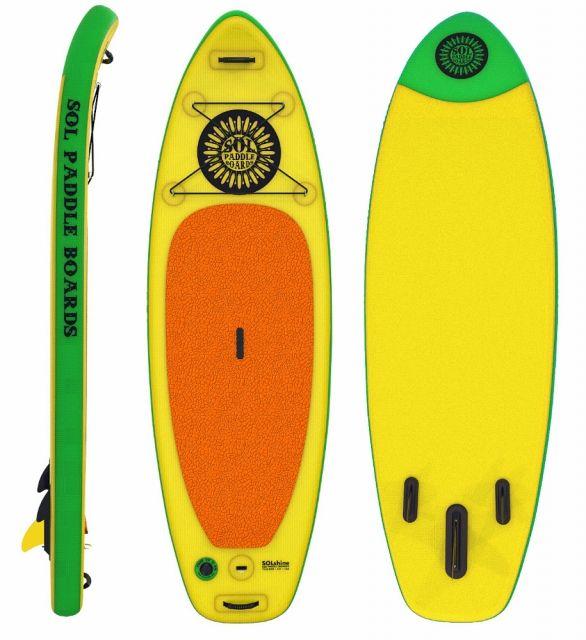 Sol Paddle Boards SOLshine