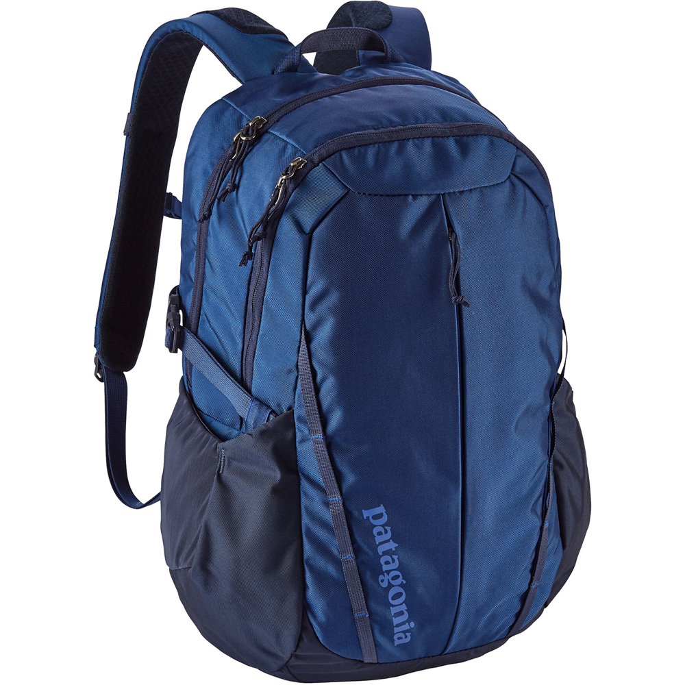 photo: Patagonia Refugio 28L daypack (under 2,000 cu in)
