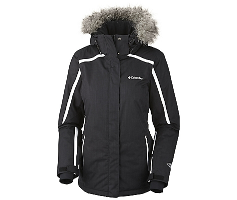 photo: Columbia Polar Pass Jacket synthetic insulated jacket