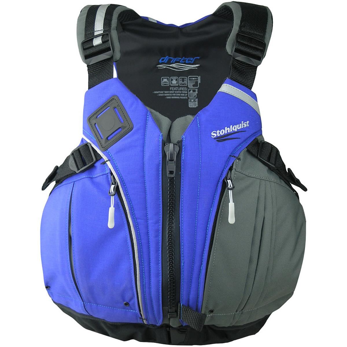 photo: Stohlquist DRIFTer life jacket/pfd
