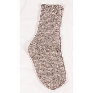 photo: Custom Woolen Mills Extra Thick 100% Wool Ankle Socks snowsport sock