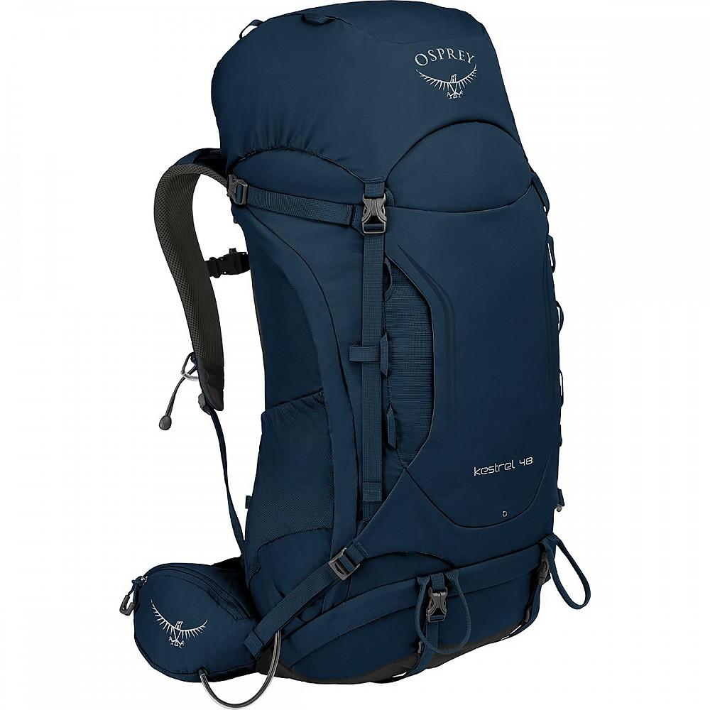photo: Osprey Kestrel 48 overnight pack (35-49l)