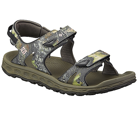 photo: Columbia Women's Techsun III Camo sport sandal