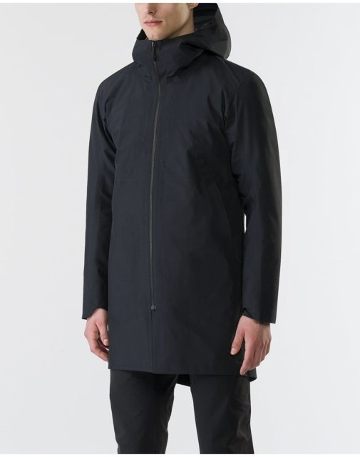 photo: Arc'teryx Veilance Monitor Coat waterproof jacket