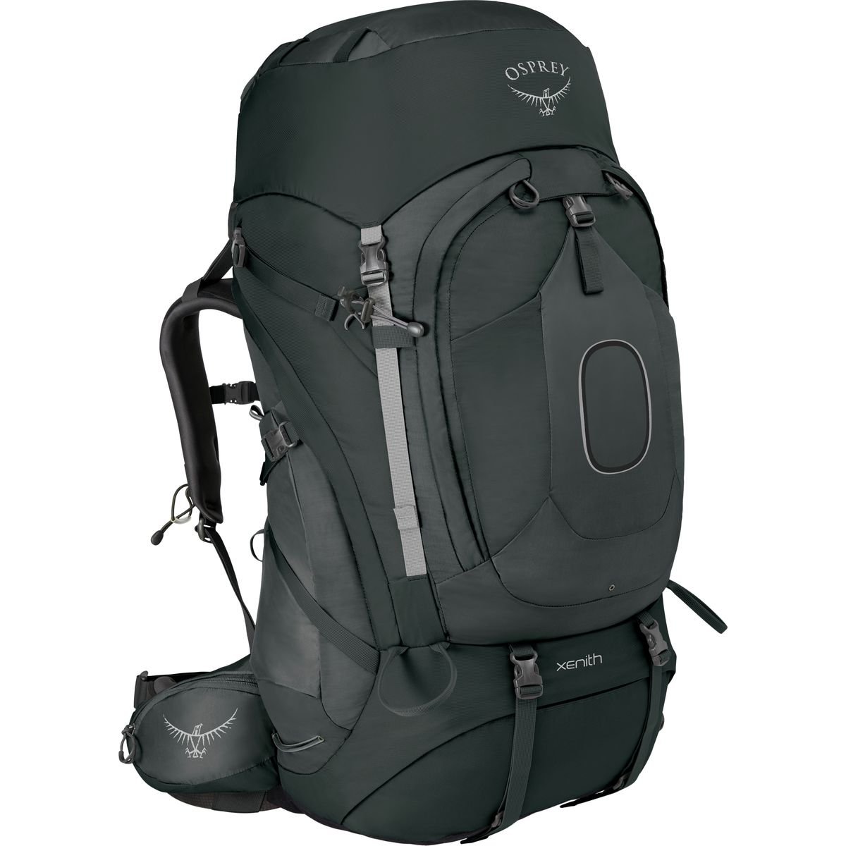 photo: Osprey Xenith 75 weekend pack (50-69l)