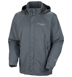 Columbia Raintech Jacket Omni-Heat