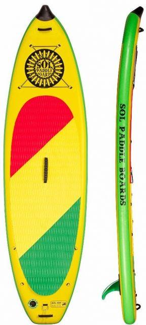 Sol Paddle Boards SOLrebel