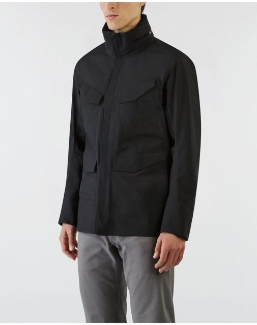 photo: Arc'teryx Veilance Field LT Jacket waterproof jacket