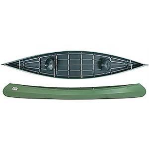 photo: Ally Canoes Model 811 16.5' DR folding canoe