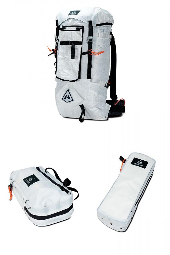photo: Hyperlite Mountain Gear Prism Alpine Climbing Kit overnight pack (35-49l)