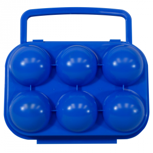Blue Sky Gear Egg Carrier, Half Dozen