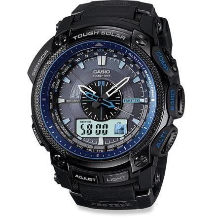 photo: Casio PRO TEK compass watch