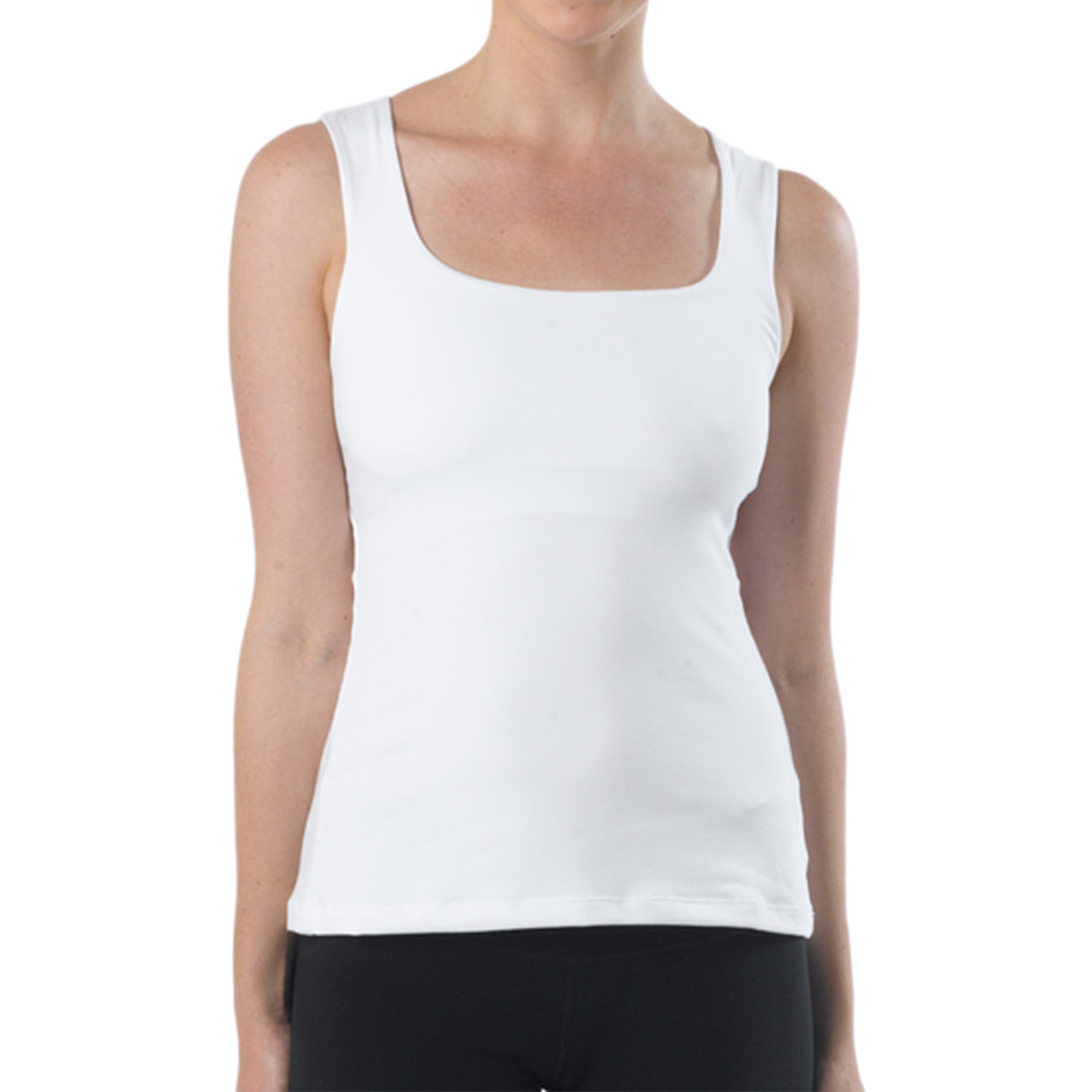 photo: prAna Lark Tank short sleeve performance top