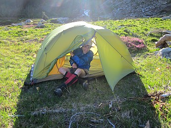 We have a bunch of Exped tents. We have a Venus 2 and a Gemini 2. We love the Venus 2 but it is kinda heavy... the tent fabric alone (i.e. ... & Exped Carina II Reviews - Trailspace.com