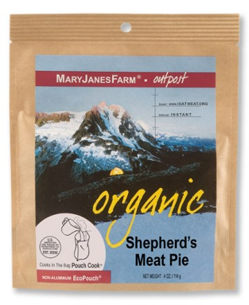 Mary Janes Farm Organic Shepherd's Meat Pie