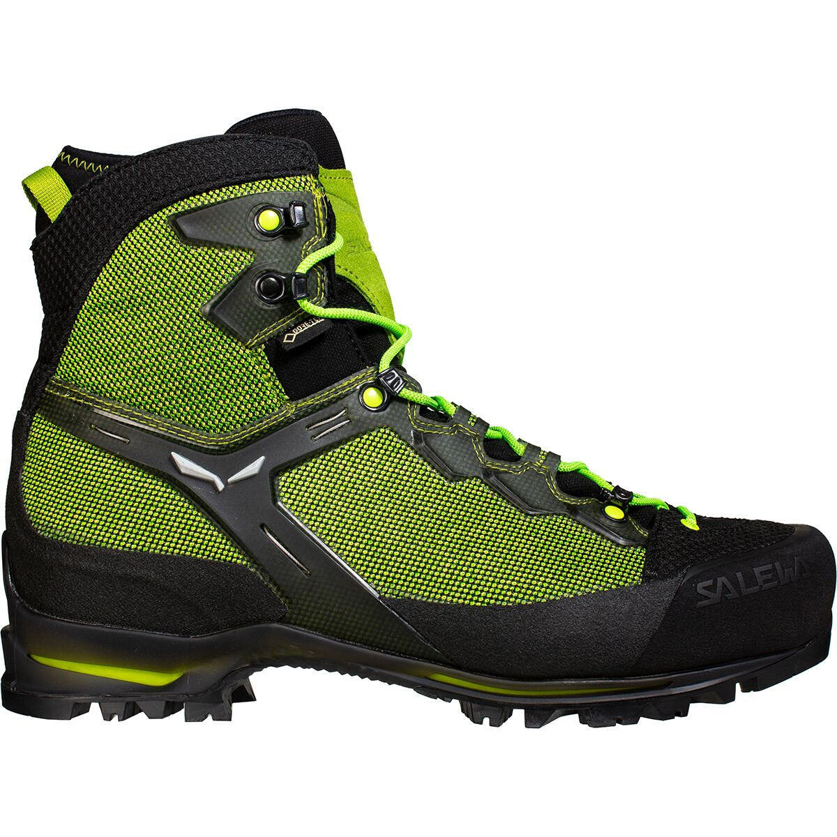 photo: Salewa Raven 3 GTX mountaineering boot
