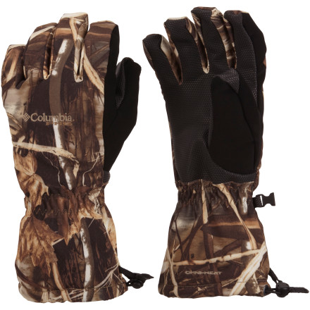 photo: Columbia Horicon Marsh Glove insulated glove/mitten