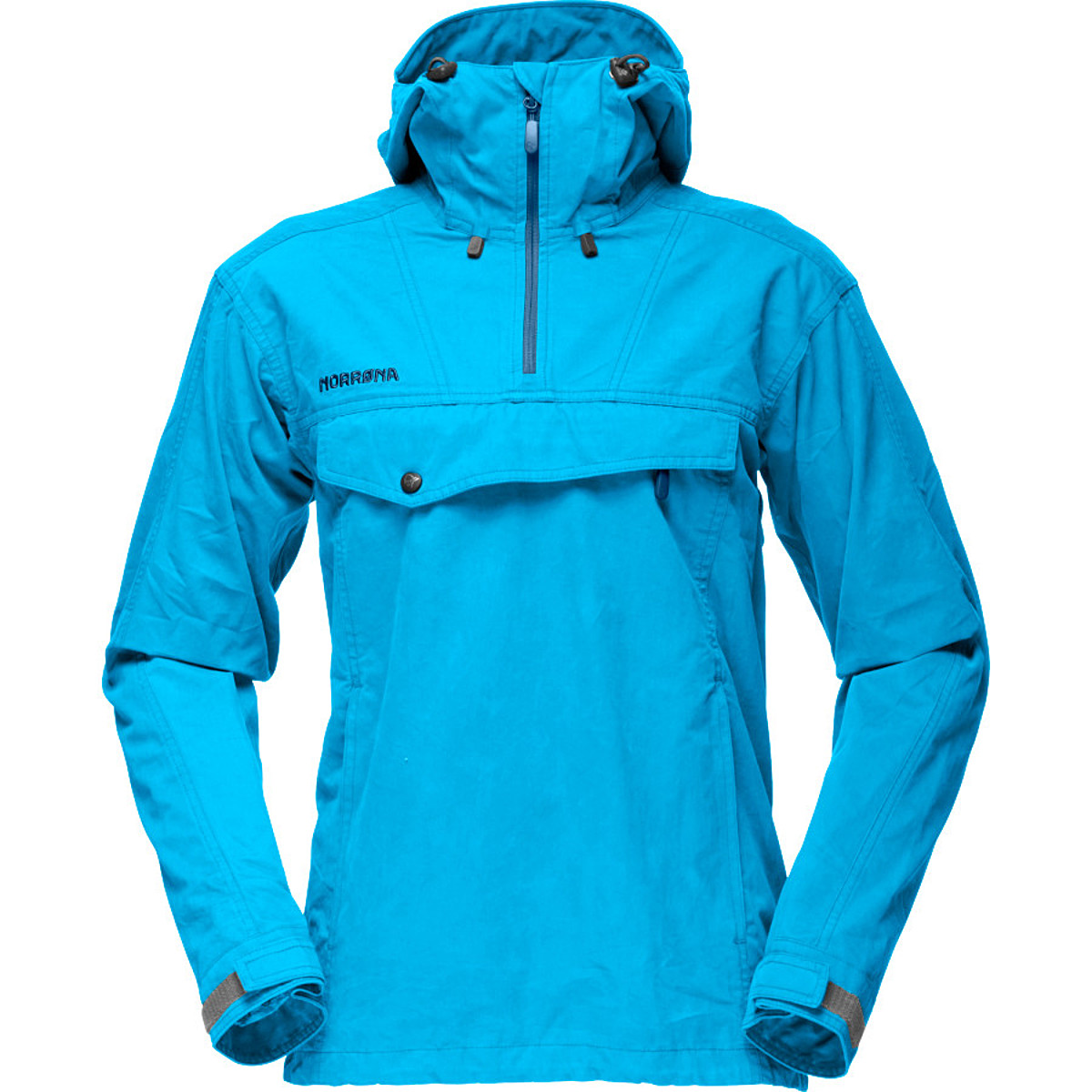 photo: Norrona Women's Svalbard Cotton Anorak jacket