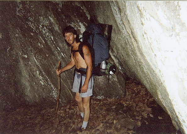 34-Johnny-B-on-the-Upper-Creek-Trail-Swe