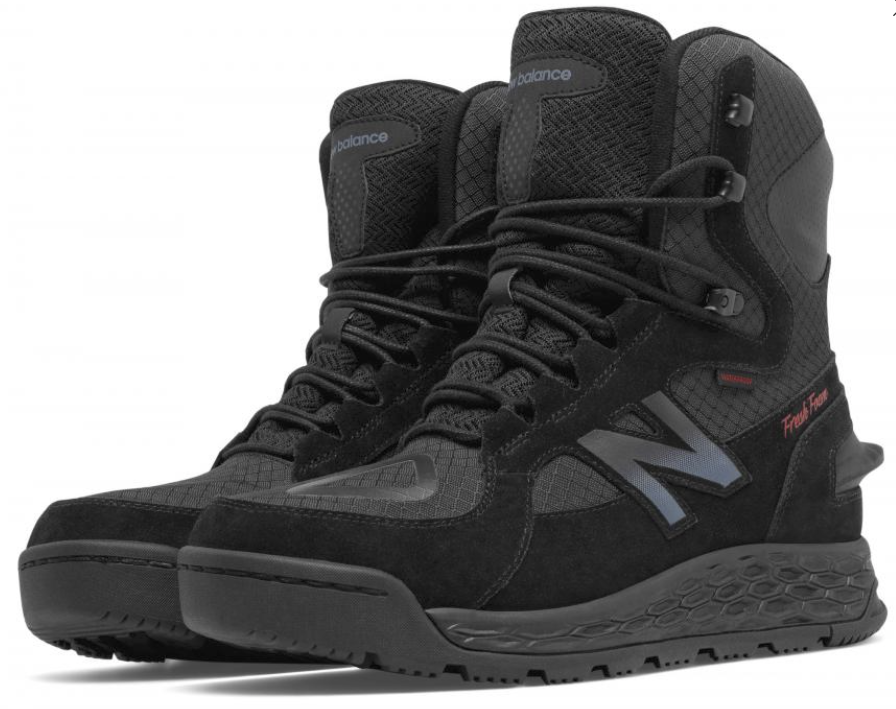 photo: New Balance BM1000BK backpacking boot