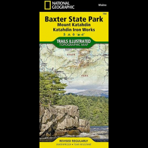 National Geographic Baxter State Park