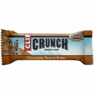photo: Clif Chocolate Peanut Butter Crunch Bar bar