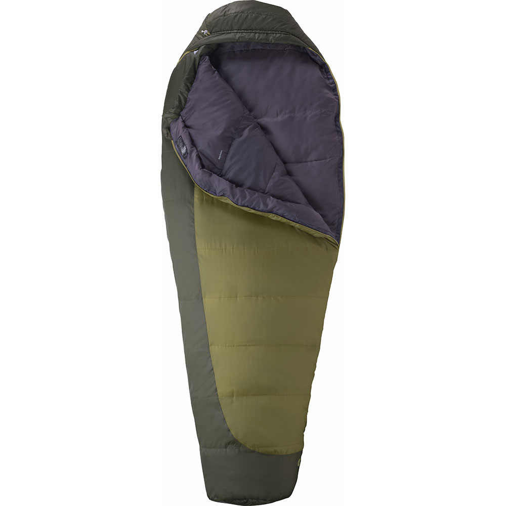 photo: Marmot Trestles 30 3-season synthetic sleeping bag
