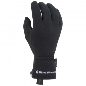 photo: Black Diamond Women's Midweight Glove Liner glove liner