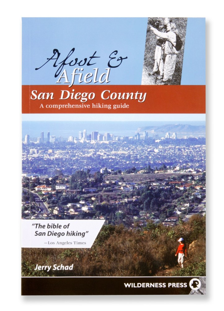 Wilderness Press Afoot and Afield San Diego County
