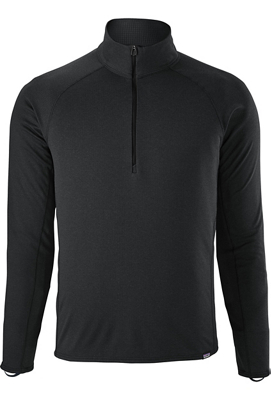 photo: Patagonia Men's Capilene 3 Midweight Zip Neck base layer top