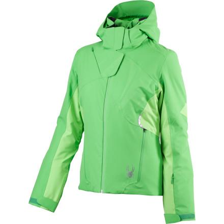 photo: Spyder Breaker Jacket snowsport jacket