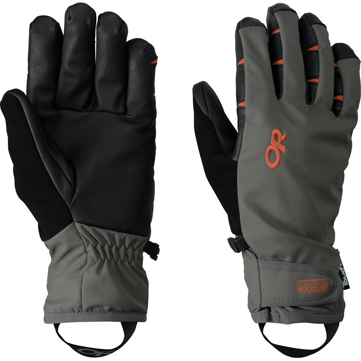 photo: Outdoor Research Men's Stormsensor Gloves soft shell glove/mitten