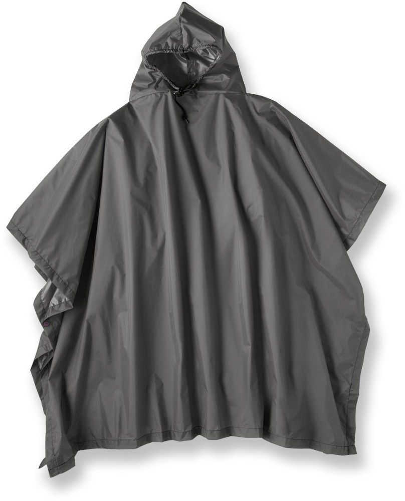photo: Outdoor Products Multi-Purpose Poncho waterproof jacket