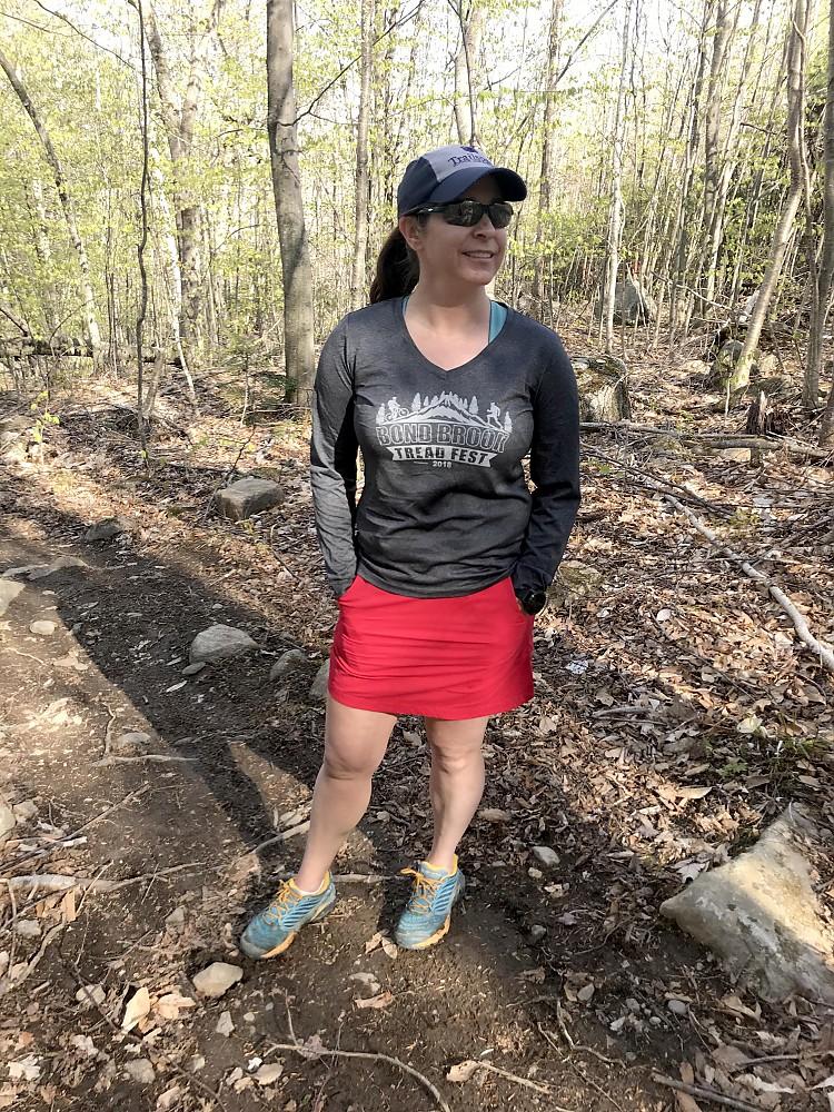 photo: Mountain Equipment Dynamo Skort hiking skirt