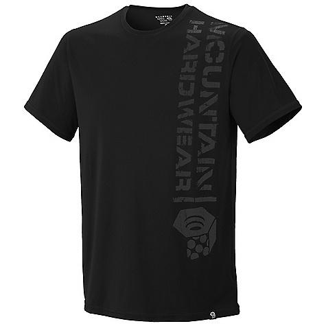 Mountain Hardwear Stencil Logo T