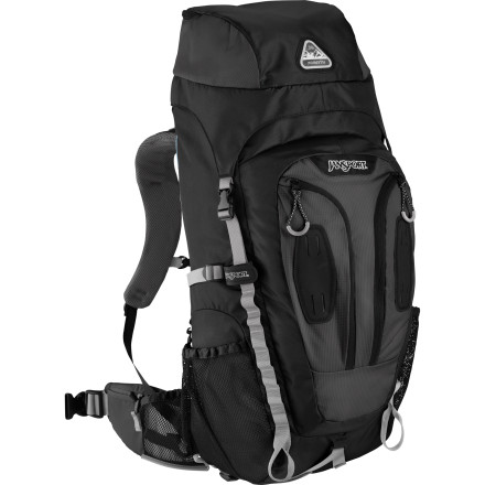 photo: JanSport Forsyth 50 weekend pack (3,000 - 4,499 cu in)
