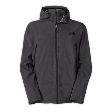 photo: The North Face Burst Rock Jacket waterproof jacket