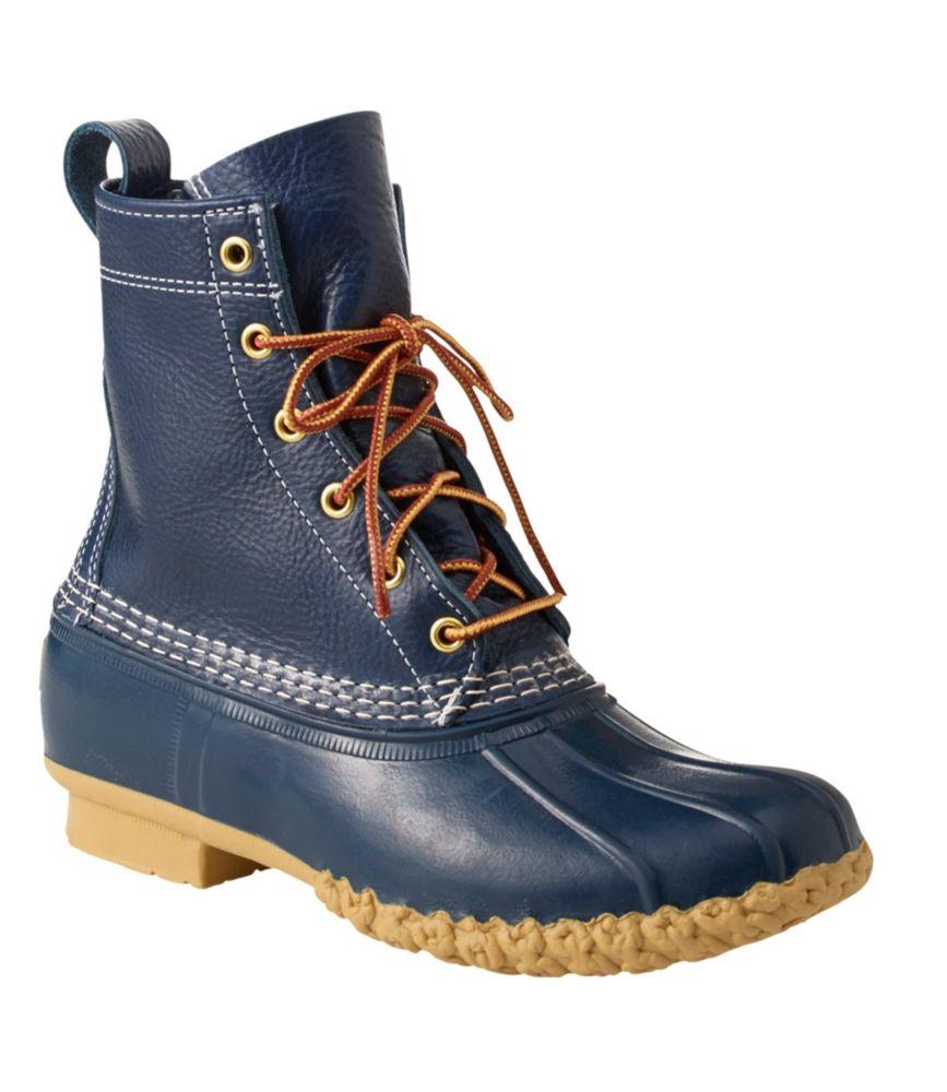 """L.L.Bean Bean Boots, 8"""" Thinsulate"""